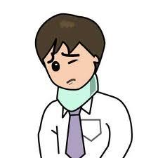むち打ち症2