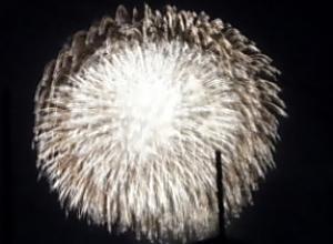 <夏本番!森田の花火>